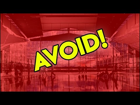 3 Airports to Avoid!