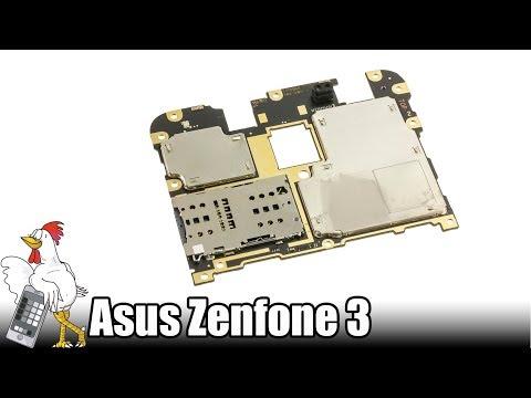 Guía del Asus Zenfone 3: Cambiar placa base