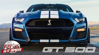 Download Ford Mustang Shelby GT500 : La Violence sur 4 roues !!! - PJT Express Video