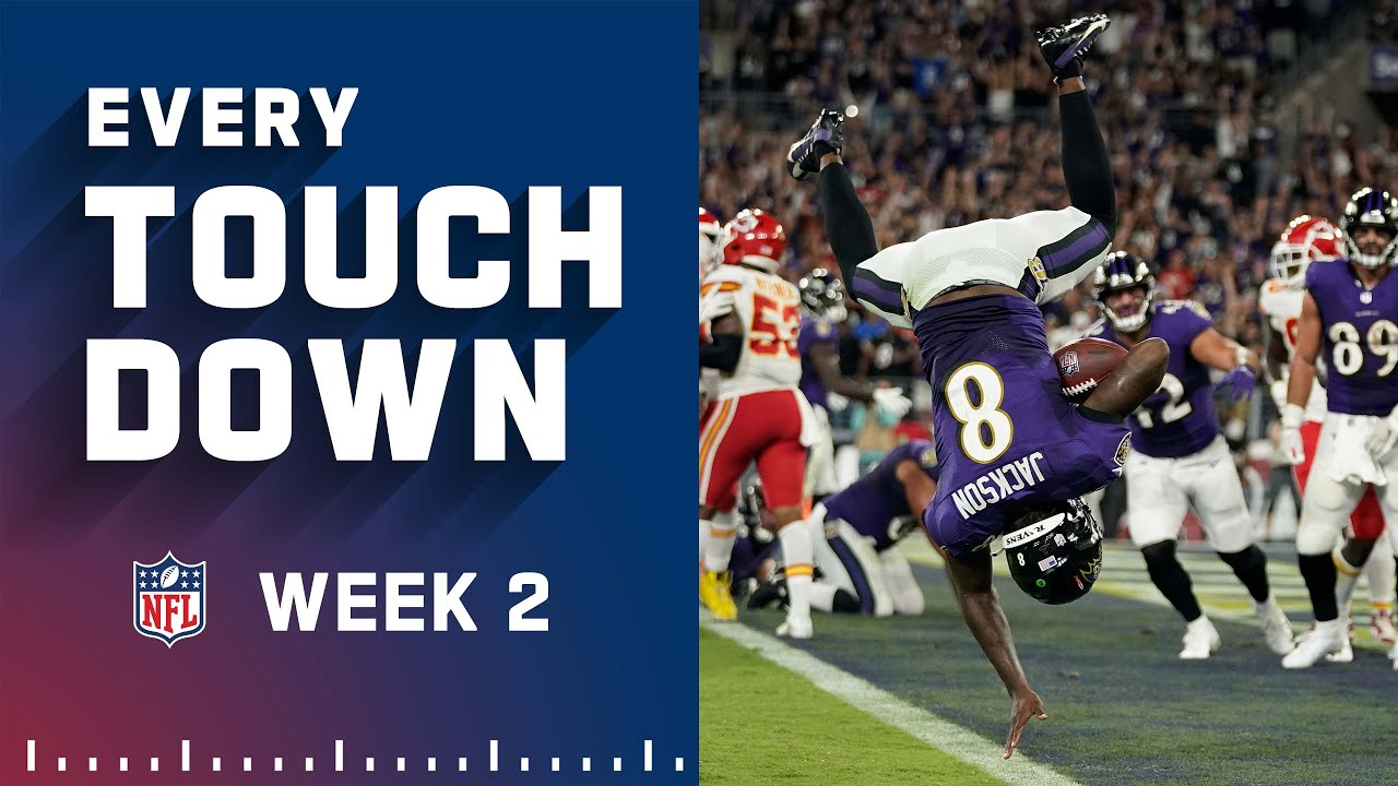 Every Touchdown Scored in Week 2 | NFL 2021 Highlights