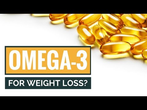 Can Omega-3 Fish Oil Help You Lose Weight?
