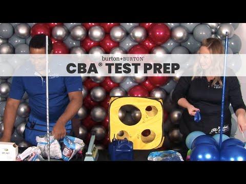 Creative Solutions™ Design Lab: CBA® Test Prep