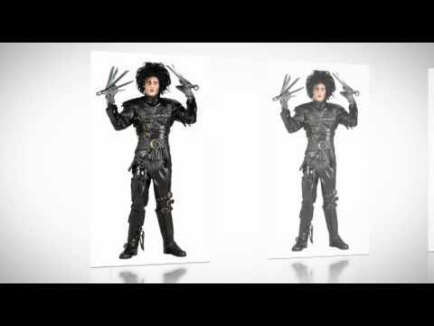 Tim Burton Movie Halloween Costumes