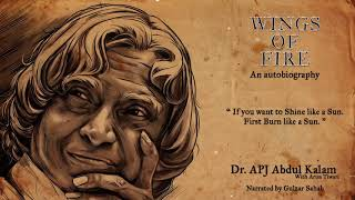 Dr. Apj Abdul Kalam | Wings of Fire | Autobiography | English | Inspiring Audio Story