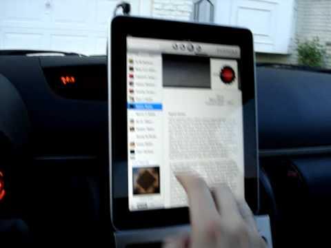 iPad wifi google maps