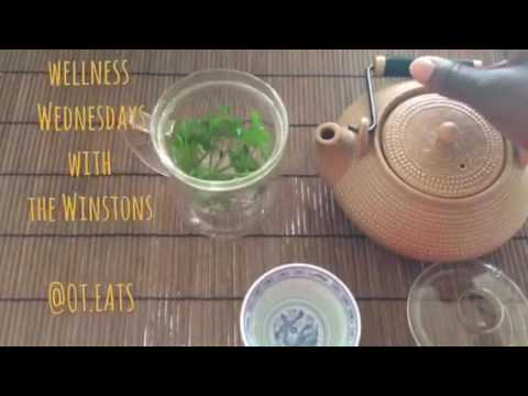 How to make Parsley Tea