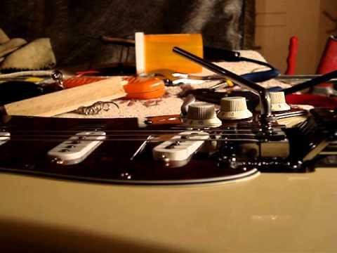 Floyd Rose floating bridge setup (keeping it in tune)