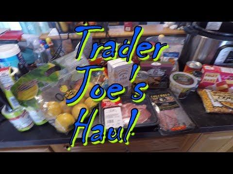 Trader Joe's Grocery Haul 4/7/18