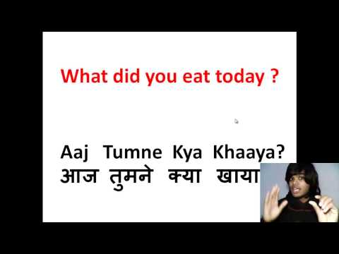 Learn Hindi through Tamil easily Part -15 # Uses of HAVE TO
