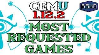 Cemu 1 12 0 | Complete Setup Guide | Wii U Emulation - PakVim net HD
