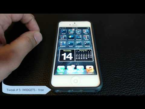 Top 10 Must Have Cydia Tweaks and Apps of 2013