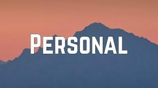 HRVY - Personal (Lyrics)