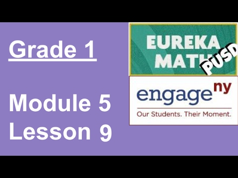 Eureka Math Grade 1 Module 5 Lesson 9