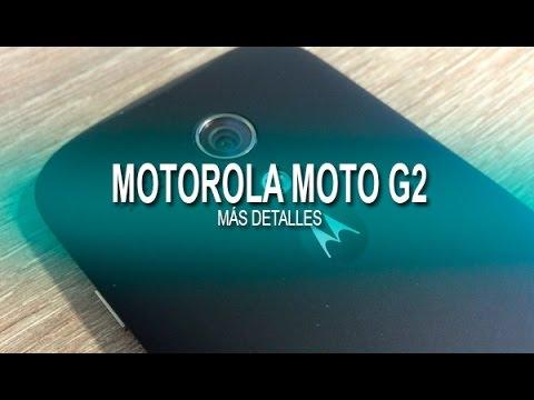 Motorola Moto G2, foto y primeras características filtradas