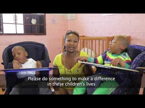Nappy Run - fundraising to assist children with disabilities, South Africa
