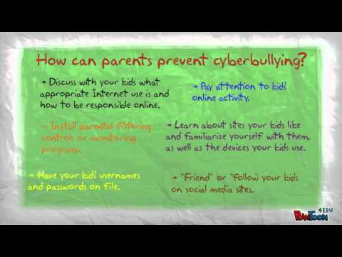 Cyberbullying 101: What Parents Should Know