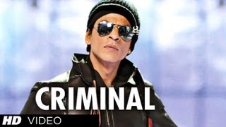 """Criminal Ra One"" Video Song | ShahRukh Khan, Kareena Kapoor"