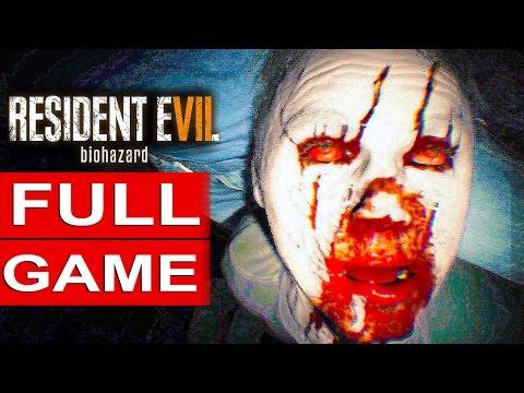 RESIDENT EVIL 7 Gameplay Walkthrough Part 1 FULL GAME [1080p HD 60FPS] - No Commentary