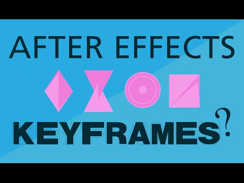 101 After Effects - Basic Keyframing