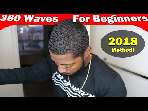 How To Get 360 Waves For Beginners 2018 Method!