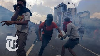 Venezuela On The Brink Before National Elections | The New York Times