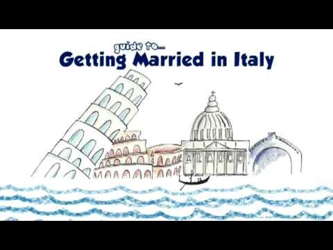 Getting married in Italy: a UK and a foreign national