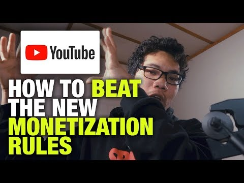 How To Beat The New YouTube Monetization Rules