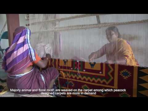 Dhurrie Weaving – Belgaum, Karnataka