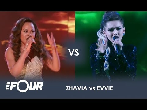 Zhavia vs Evvie: THE BATTLE OF THE SEASON!!! | Finale | The Four