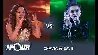 Zhavia vs Evvie: THE BATTLE OF THE SEASON!!! | Finale | The Four