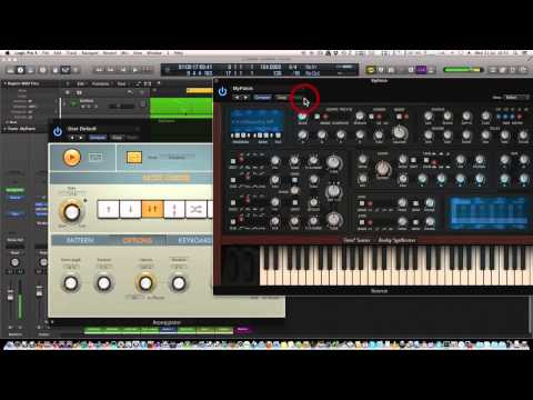 Mastering the Glide Modes of an Analog Synth