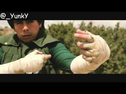 Naruto Vs Rock Lee (Vida Real) Español HD
