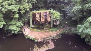 Download Knaresborough Mother Shiptons Cave Petrifying Well FPV DJI Phantom 2 Gopro 3 Black Zunmuse 3D Gimbal Video