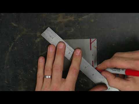 Sheet Metal Marking Gauge Creation