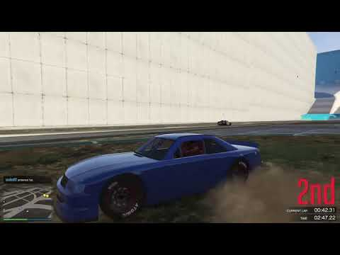 GTA 5 RACING - LAST MINUTE COMBACK TO WIN 1ST