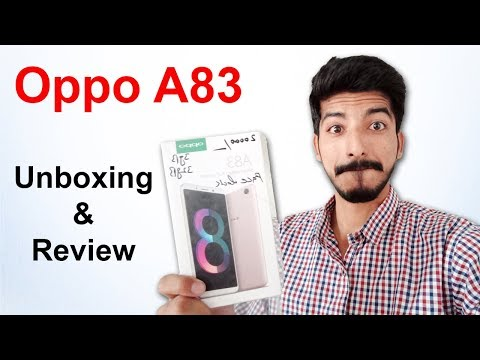 Oppo A83 Unboxing and Review || Oppo A83 Specifications and Price in Pakistan