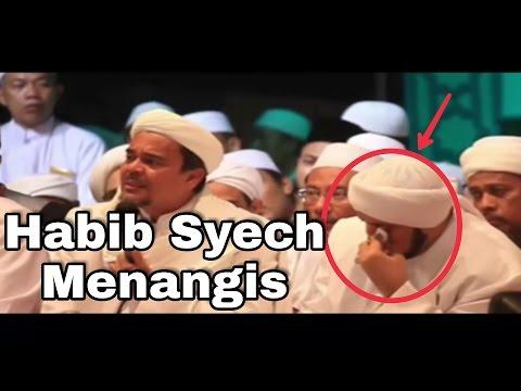Ceramah Habib Rizieq Membuat Habib Syech Terharu
