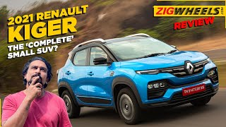 2021 Renault Kiger Review: POWER OF 10!
