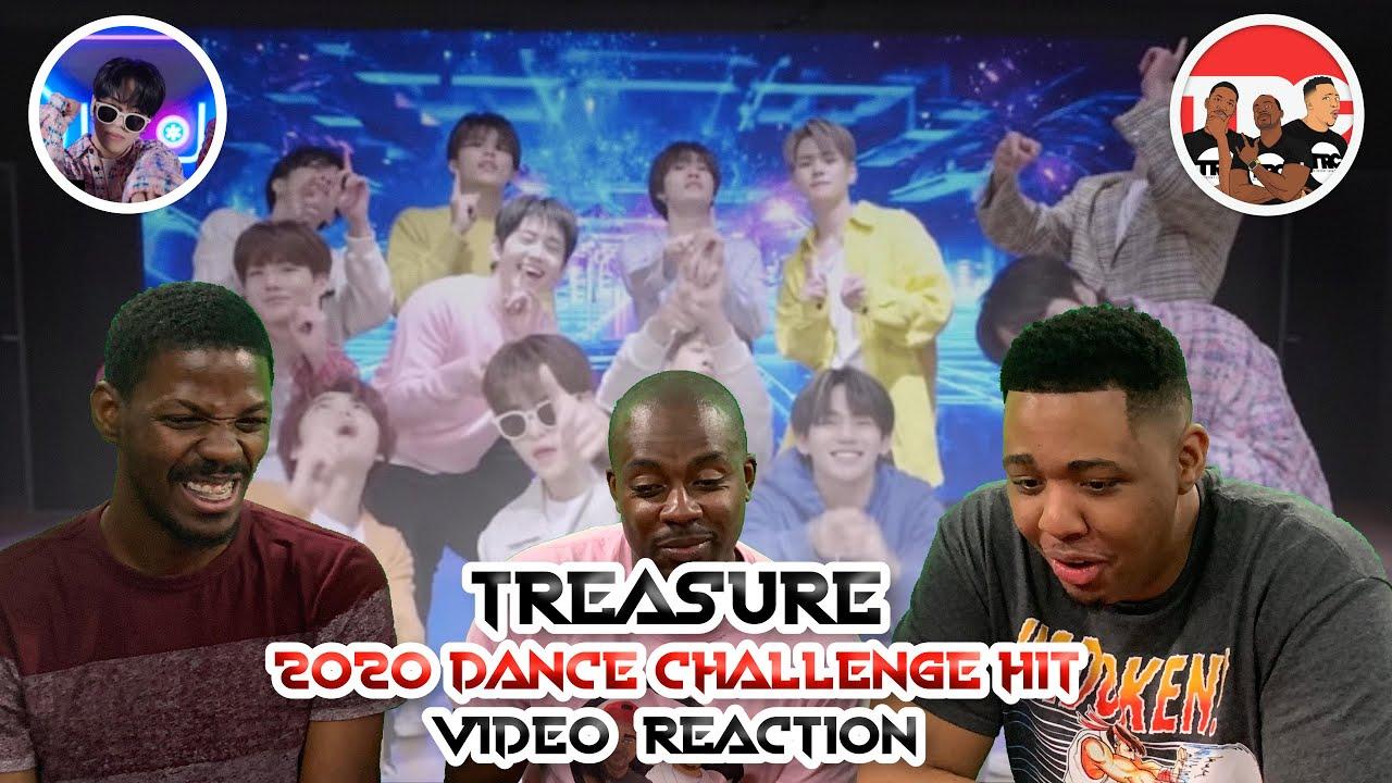 """TREASURE """"2020 Dance Challenge"""" Video Reaction"""