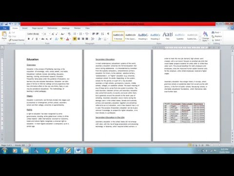 Opening .csv files in MS Word