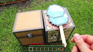 Realistic Minecraft in Real Life - IRL Animation - Top 5 Best Epizode - Potion of Poison