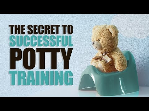 The Secret to Successful Potty Training