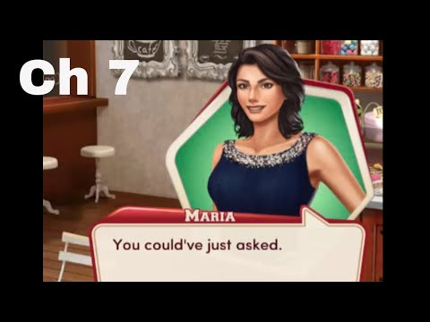 Choices:- High School Story Book 2 Chapter #7 Maria Route (Diamonds used)