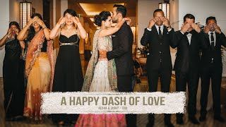 A HAPPY DASH OF LOVE - Aesha & Jasky Trailer