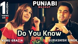 Punjabi Love Mashup | KuHu Gracia | Ft. Gurashish Singh | Cover |