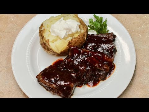 Sweet & Sour Beef Short Ribs with Michael's Home Cooking