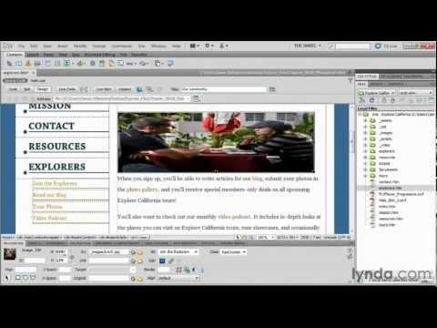 Dreamweaver full tutorial part 6.hd
