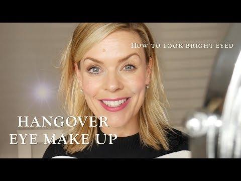 Hangover Eye Make Up
