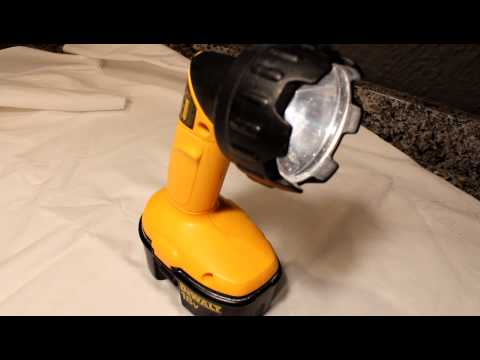 Dewalt Flashlight DW908