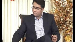 Hot Seat AAJ News Sharjeel Inam Memon Part 03